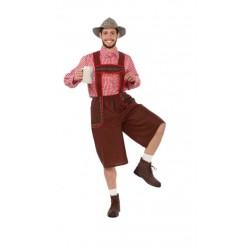 Disfraz de Tiroles adulto