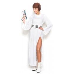 Disfraz de Princesa Galáctica adulto