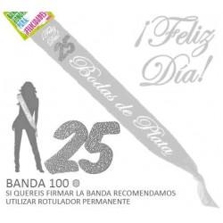 Banda 100 Bodas de Plata 25...