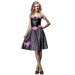 Disfraz de Chica Años 50...