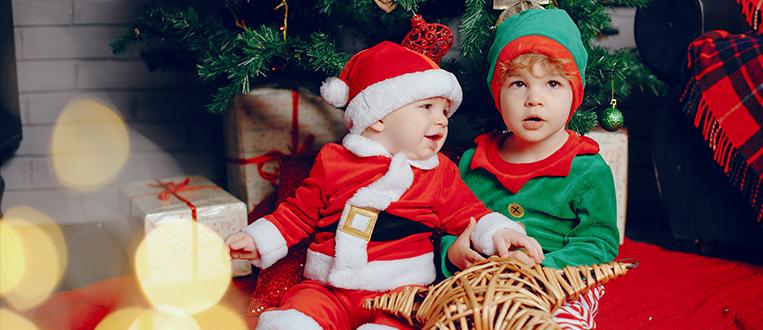 Disfraces Infantil Navidad